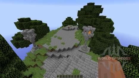 Siluis pour Minecraft