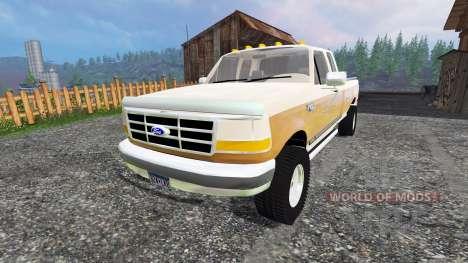 Ford F-150 XL pour Farming Simulator 2015
