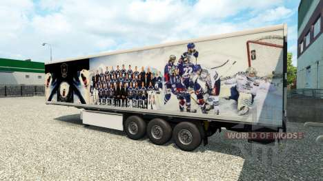 Berlin Polarbears pour Euro Truck Simulator 2