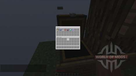 Sky islands survial pour Minecraft