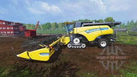 New Holland CR10.90 v1.2 pour Farming Simulator 2015