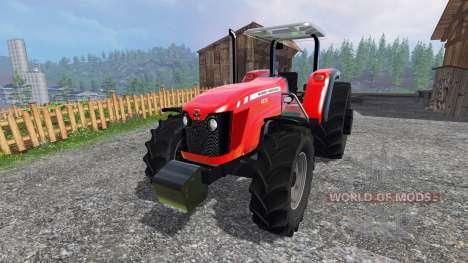 Massey Ferguson 4275 für Farming Simulator 2015
