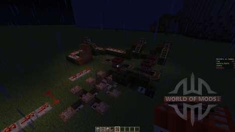 Monsters vs. Humans für Minecraft