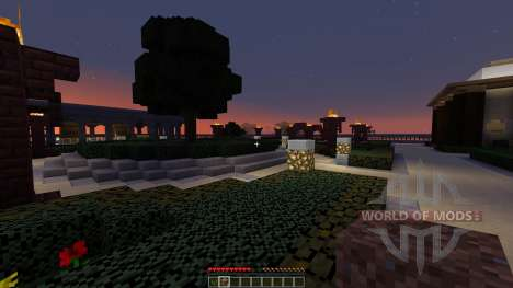 Server spawn für Minecraft