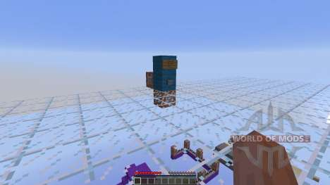 TNT Wars Minigame pour Minecraft