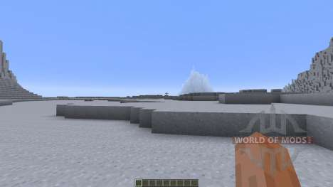 Extreme Mountains Custom Terrain pour Minecraft