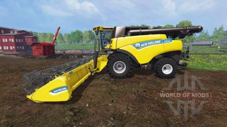New Holland CR9.90 [terra wheels] für Farming Simulator 2015
