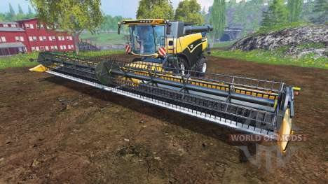 Caterpillar Lexion 590R v1.41 [fix] pour Farming Simulator 2015
