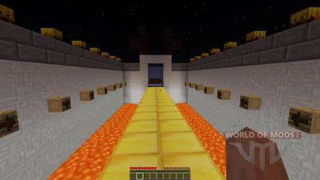 Zelda Moving Platform in Minecraft pour Minecraft