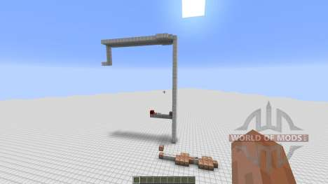 Assassins Creed Haystack Jump pour Minecraft