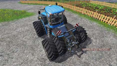 New Holland T9.670 DuelWheel v1.1 pour Farming Simulator 2015