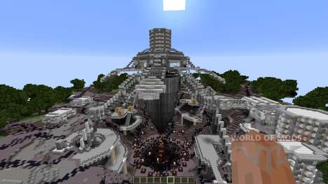 Excavation Zero für Minecraft