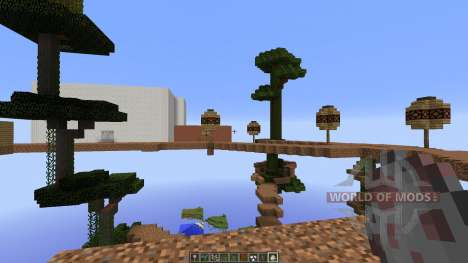 Tree City pour Minecraft