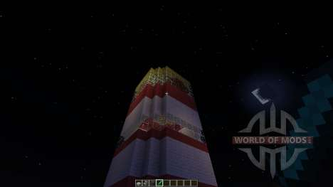 Working Light-House pour Minecraft