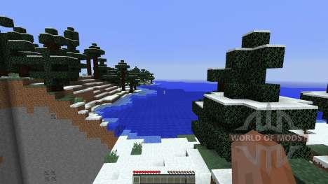 Lasia Medieval Village für Minecraft