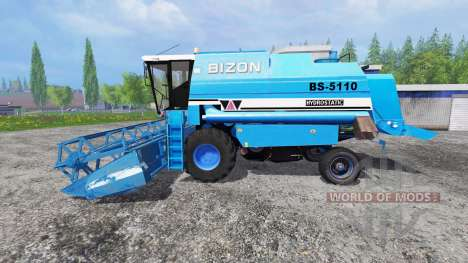Bizon BS 5110 für Farming Simulator 2015