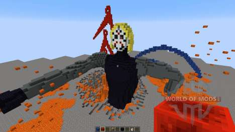 GR1M-R3AP3R-008 Legion pour Minecraft