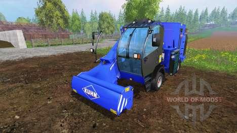 Kuhn SPV 14 v2.1 pour Farming Simulator 2015