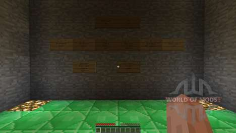 RPG World Custom Map für Minecraft