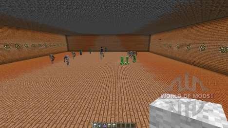 Skull Mountain Restaurant pour Minecraft