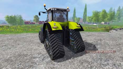 CLAAS Axion 950 [terra trac] für Farming Simulator 2015