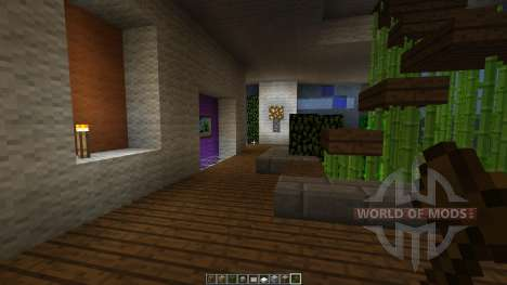 MODERN HOUSE SD 2 pour Minecraft