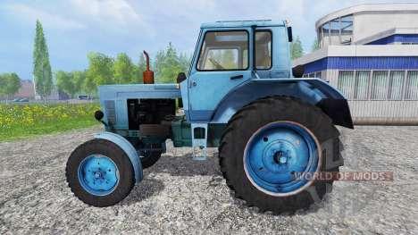 MTZ-80 v4.0 pour Farming Simulator 2015