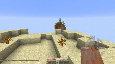 Dead Island Survival pour Minecraft