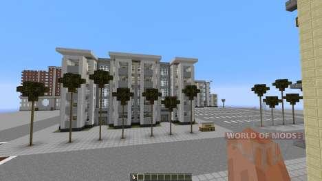 Los Santos from GTA pour Minecraft