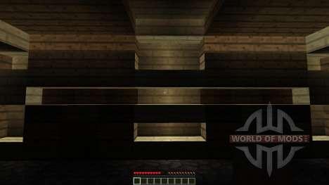 Self repairing Spleef Arena pour Minecraft