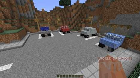 Neighborhood pour Minecraft
