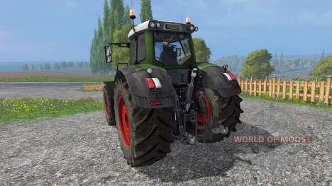 Fendt 936 Vario SCR v3.2 für Farming Simulator 2015