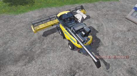New Holland CR10.90 [loading capacity doubled] für Farming Simulator 2015