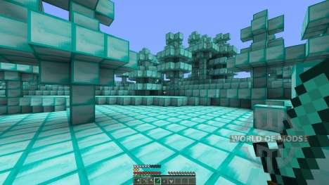 Diamond Biome für Minecraft