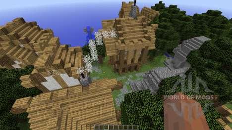 Fathenwood pour Minecraft