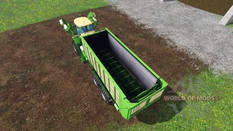 Krone BIG L500 [120000 liters] für Farming Simulator 2015
