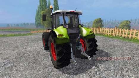 CLAAS Axion 820 v2.0 pour Farming Simulator 2015
