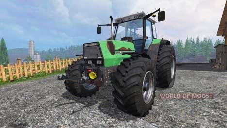 Deutz-Fahr AgroStar 6.61 v0.5 für Farming Simulator 2015