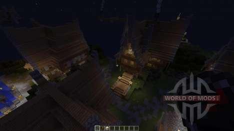 MedievalCubeCity für Minecraft