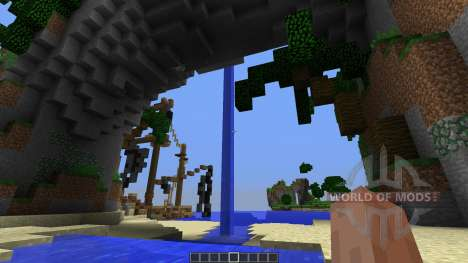 Breeze Island 2 pour Minecraft