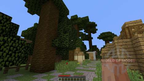 Wrath Of The Assassin für Minecraft