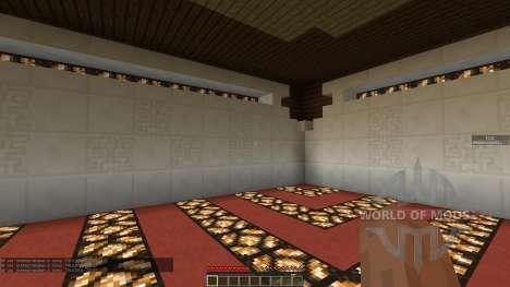 MineWars Minecraft PVP mini-game für Minecraft