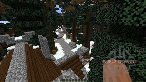 Vikdal Vikingvillage pour Minecraft