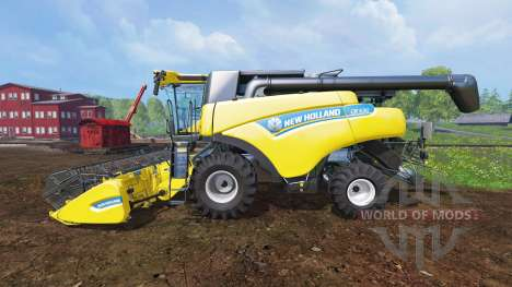 New Holland CR6.90 v0.7 [beta] pour Farming Simulator 2015