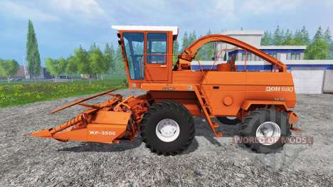 N'-680 pour Farming Simulator 2015