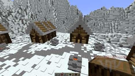 The Dwarven Temple of Aldeah pour Minecraft