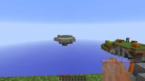 Sky Island Survival für Minecraft