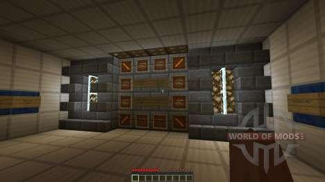 Lab Escape für Minecraft