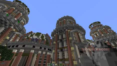 PigronCastle pour Minecraft