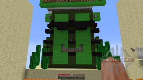 CACTUS BOSS FIGHT pour Minecraft